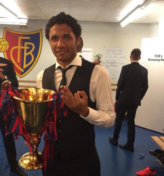 Elneny Champion 2014:2015