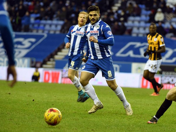 Egypt-eligible Sam Morsy linked to Scunthorpe United
