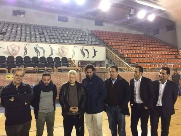 Zamalek's new management