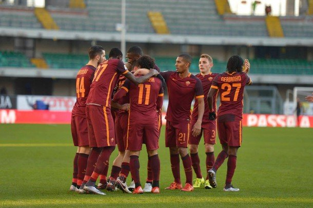 Chievo Verona 3-3 AS Roma