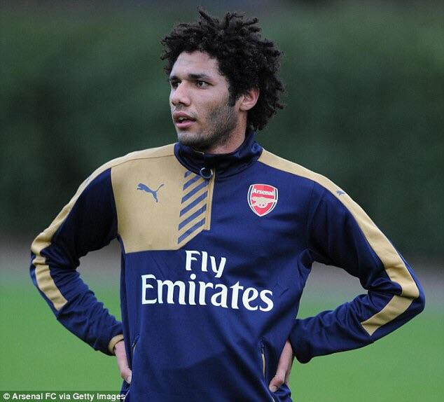 Elneny's transfer