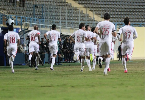 Photo: Zamalek official website