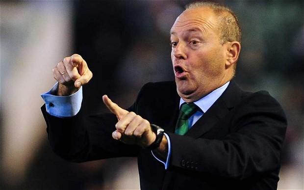 Pepe Mel sacked