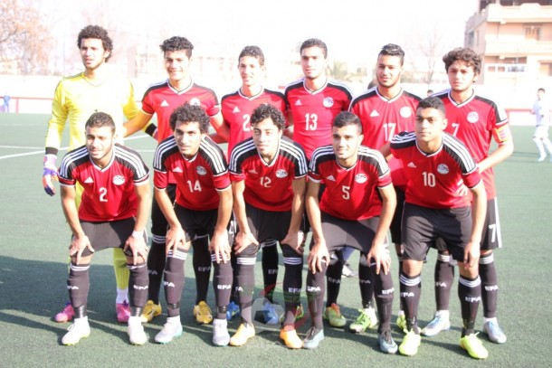 Egypt U-20 draw their first game in the AFCON