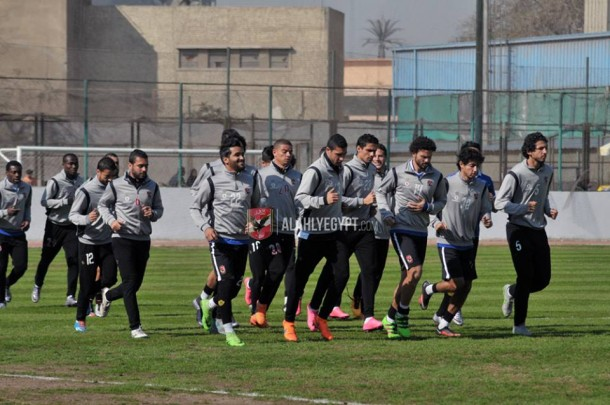 Ahly Training