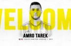 Amro Tarek Columbus Crew