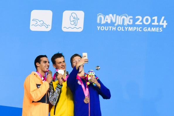 Ahmed Akram wins silver at SEC swimming championships