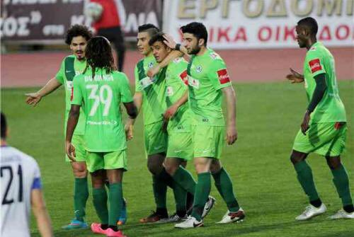 Photo: AC Omonia Official Facebook Page