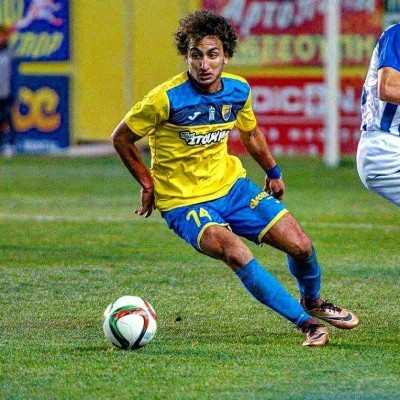Amr Warda, Greek Cup