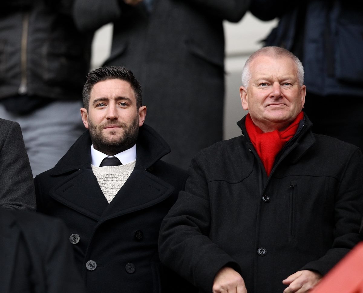 Lee Johnson Adam El Abd