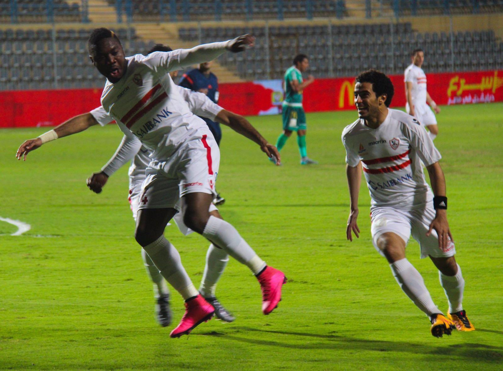 Liga dos campeões africanos: Jogos da 4ª jornada.