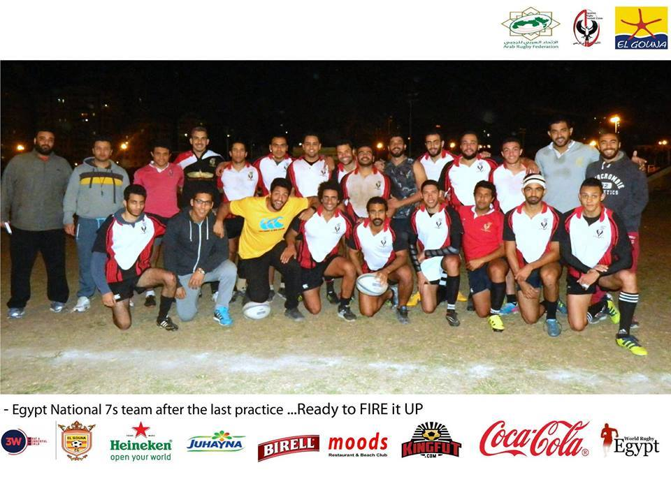 Egyptian Rugby Team