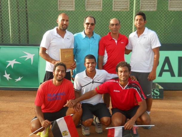 Davis Cup Egypt