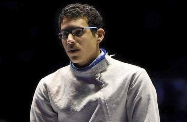 Mohamed Amer Fencing