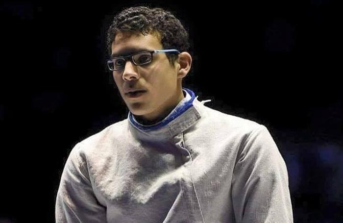 Mohamed Amer Fencing