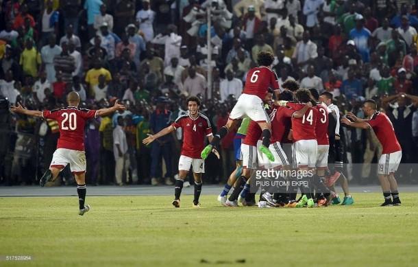 Egypt's FIFA Ranking