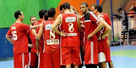 Ahly basketball