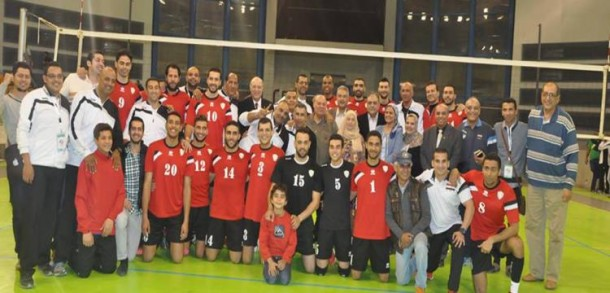 Tala'a El-Gaish Volleyball