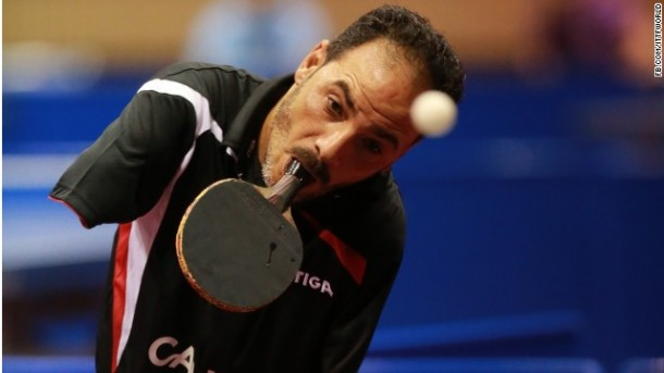 Ibrahim Hamato qualifies for 2016 Summer Paralympics