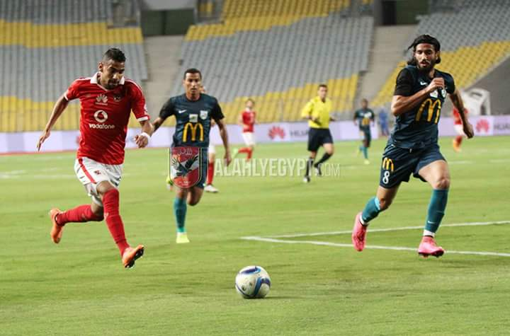 Al Ahly's Official facebook page