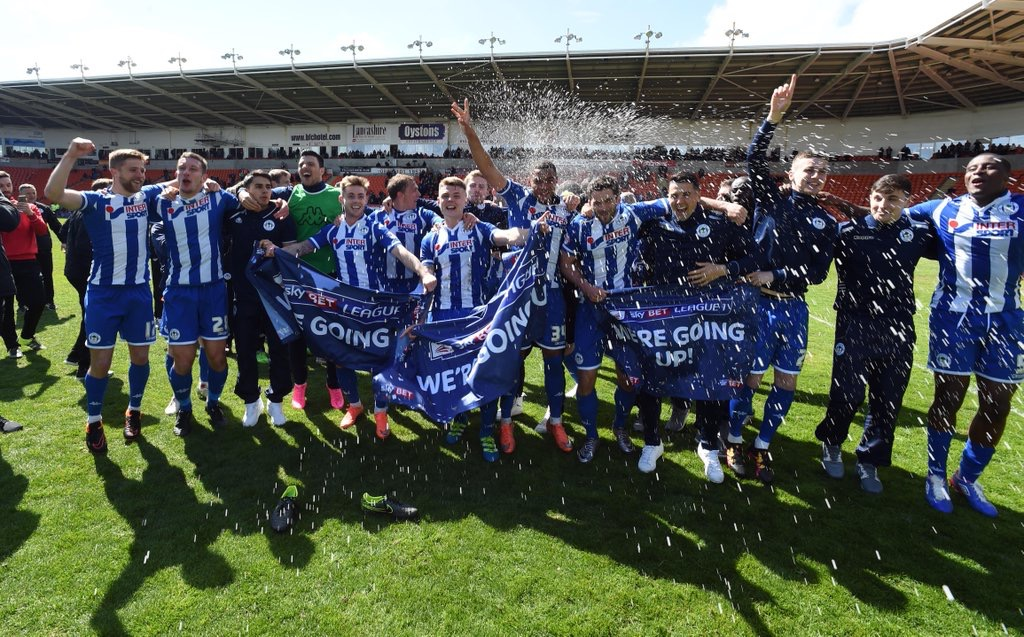 Photo: Wigan Athletic FC