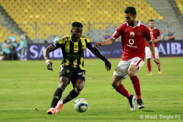Former Wadi Degla forward Junior Mapuku joins China's Ever Bright