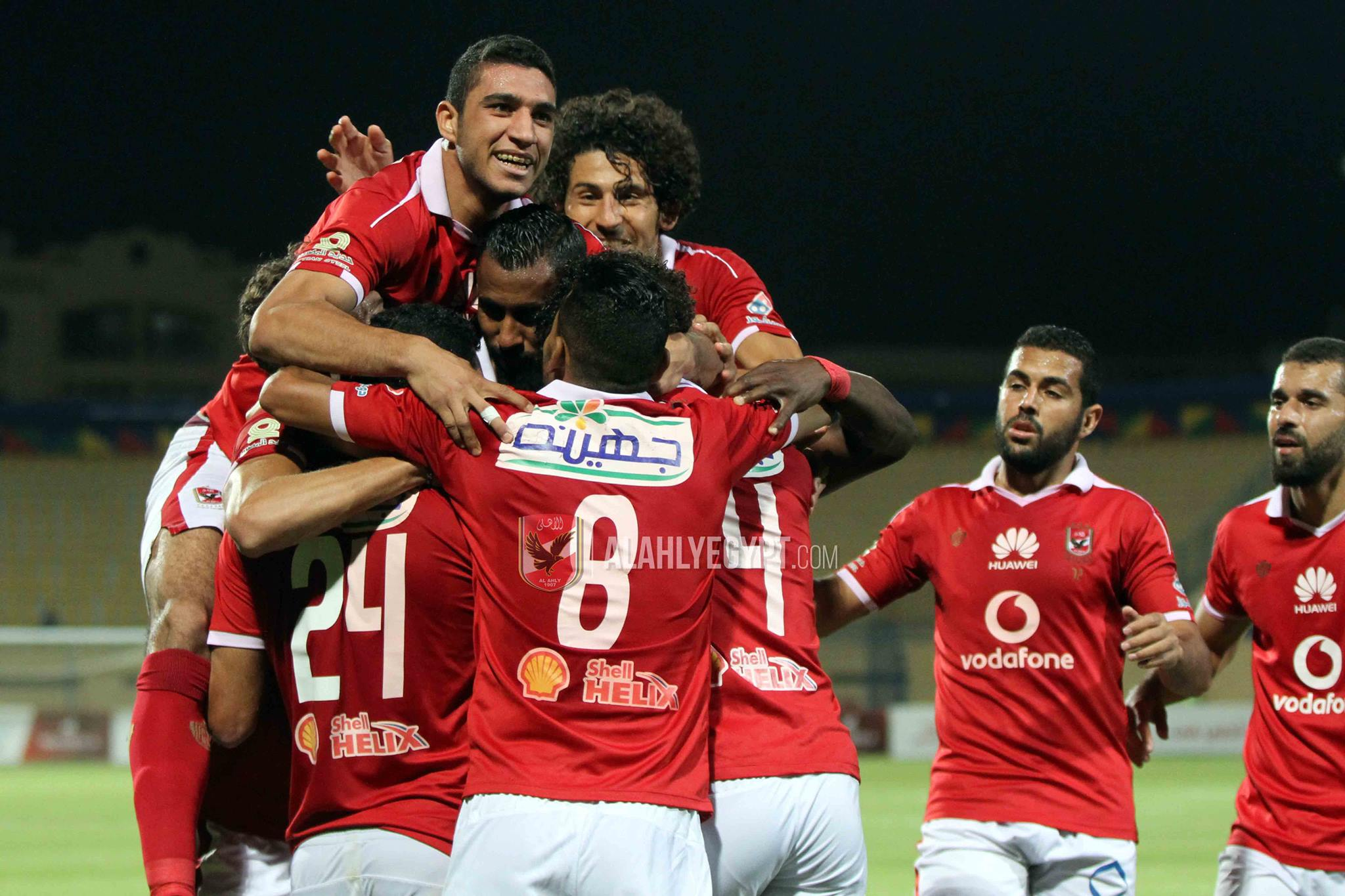 Photo: Al Ahly's official website