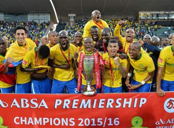 Photo: Mamelodi Sundowns Official Facebook Page