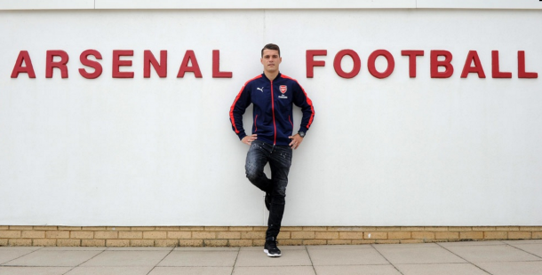 Photo: arsenal.com