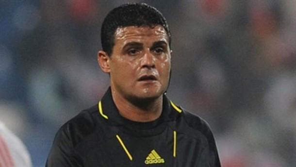 Mohamed Farouk Referee