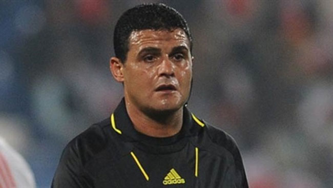 Mohamed Farouk Referee