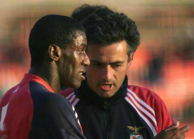 Abdel Sattar Sabry and Mourinho