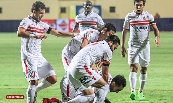 Photo: Zamalek SC official Twitter account