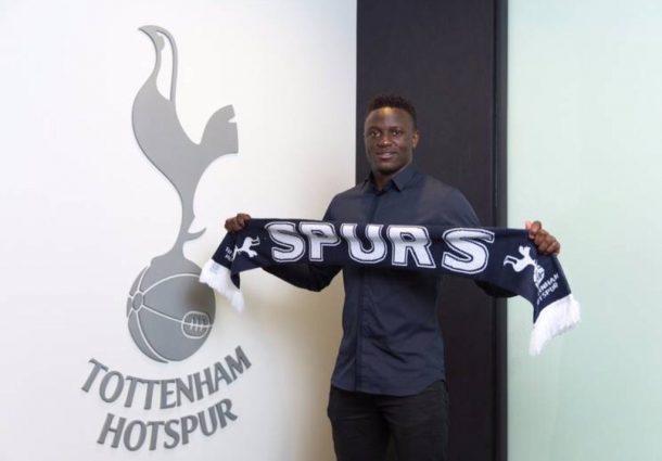 Wanyama Tottenham Spurs