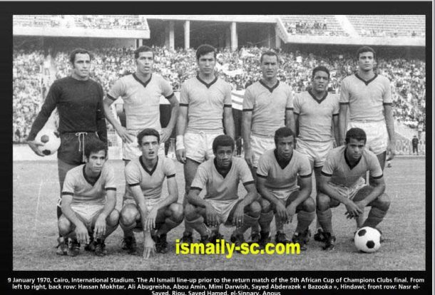 Photo: Ismaily-sc.com