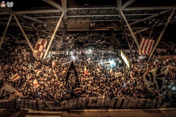 Photo via Facebook: Ultras White Knights