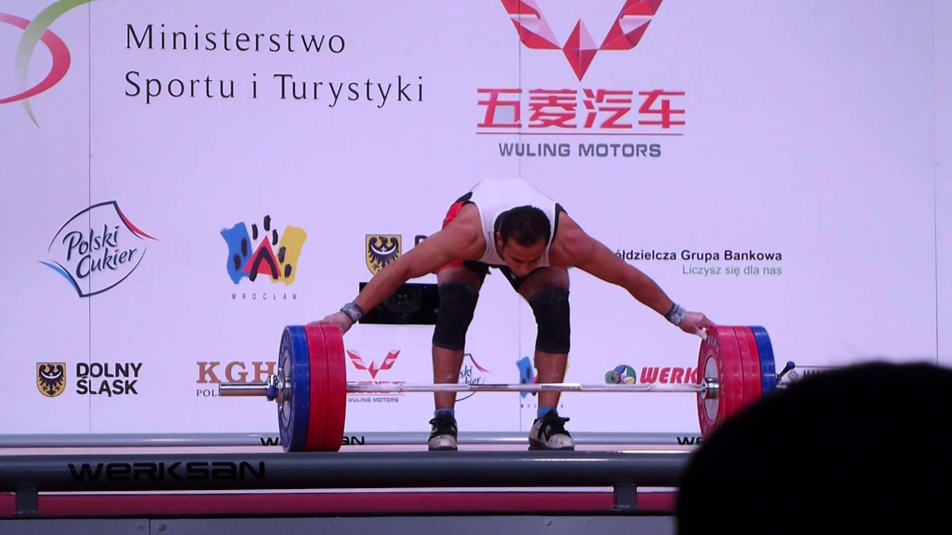Tarek Yehia Weightlifting
