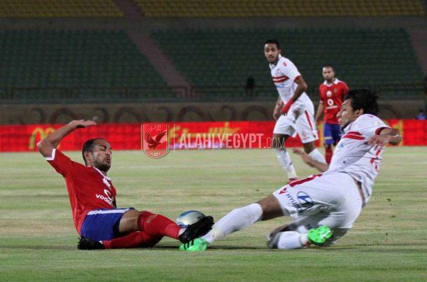 Cairo Derby moved to Petrosport stadium