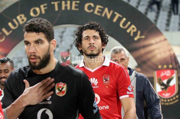 Saudi side Al Ahli keeping tabs on Ahmed Hegazy