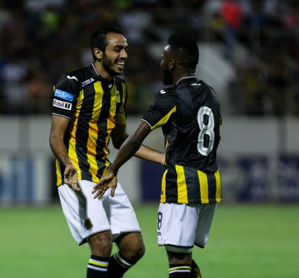 Mahmoud Kahraba scores in Ittihad Jeddah friendly victory