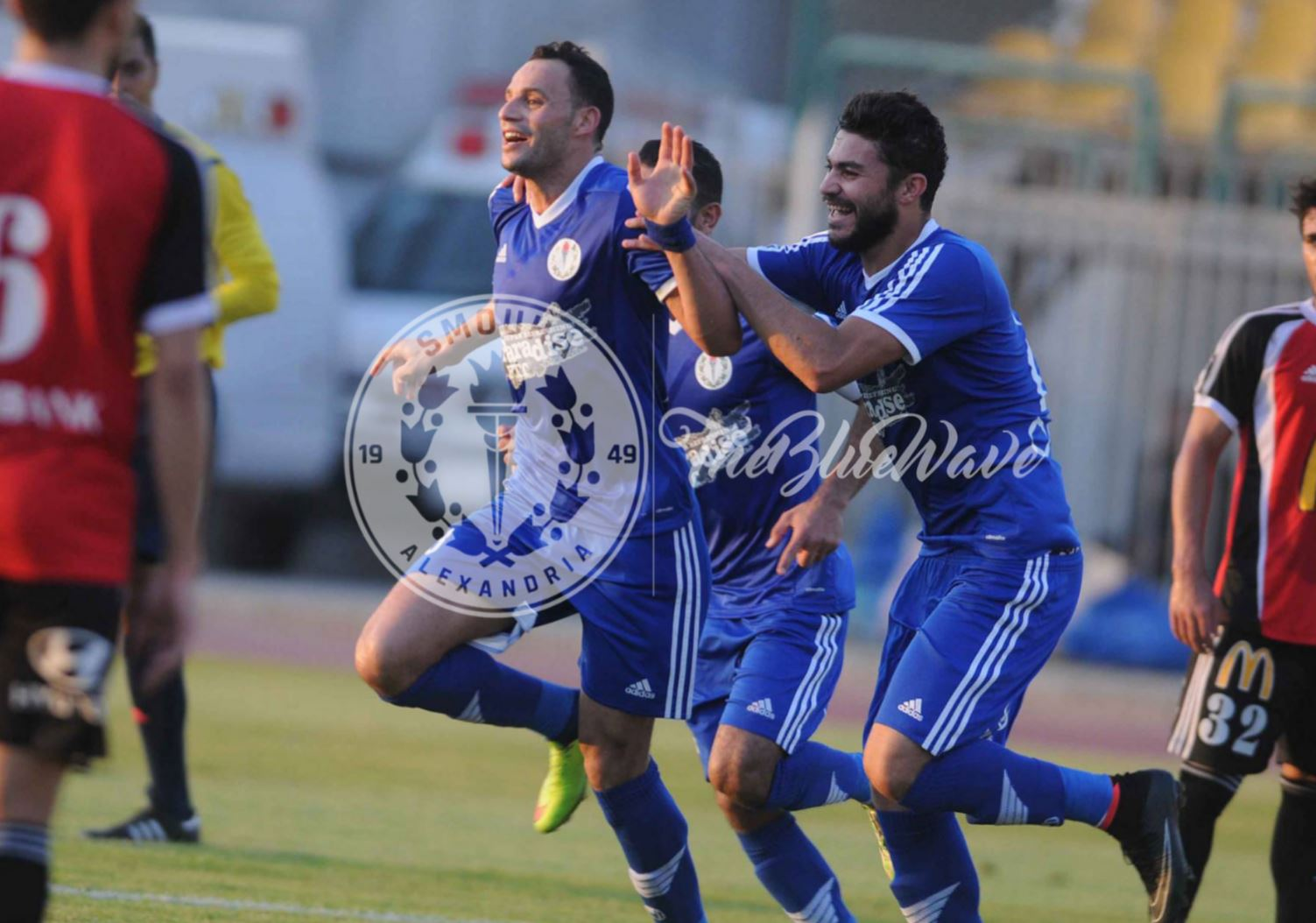 Smouha Gaish qualify