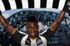 Christian Atsu Ghana Newcastle