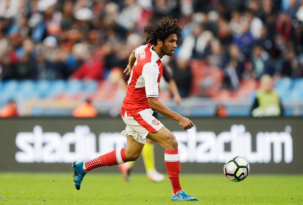Elneny - English Premier League