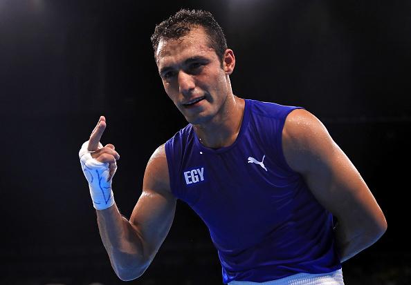 Hossam Bakr Egyptian boxer