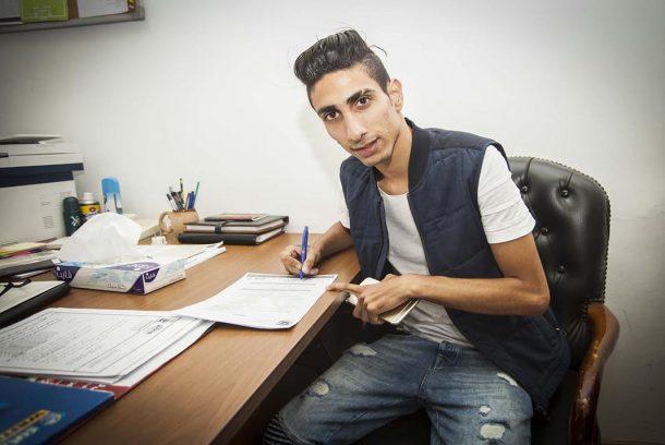 Eslam El-far signing for Al Ahly