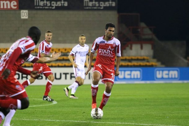 Trezeguet features in loss against KV Mechelen