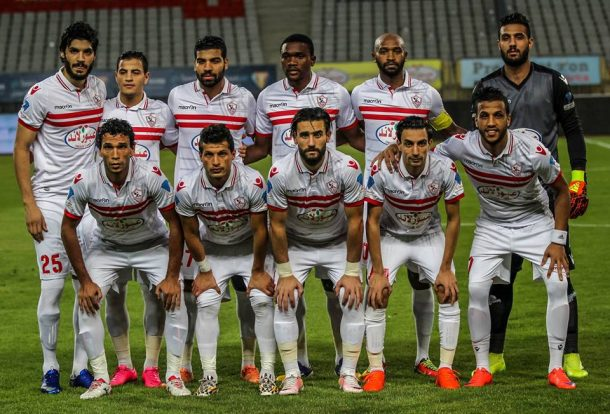 Rico excluded from Zamalek's squad against Entag