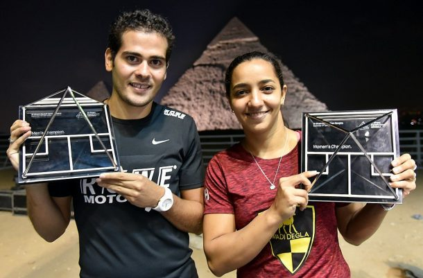 Photo: Al-Ahram Squash Open