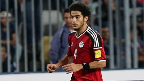 Omar Gaber watches from bench as Manchester United thrash Basel