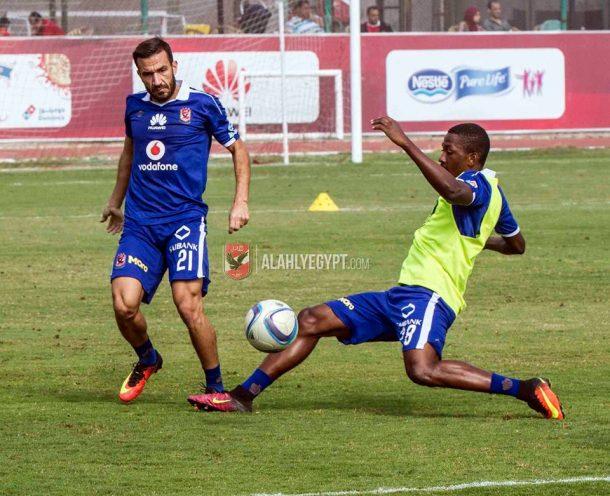 Ali Maaloul Al Ahly Squad